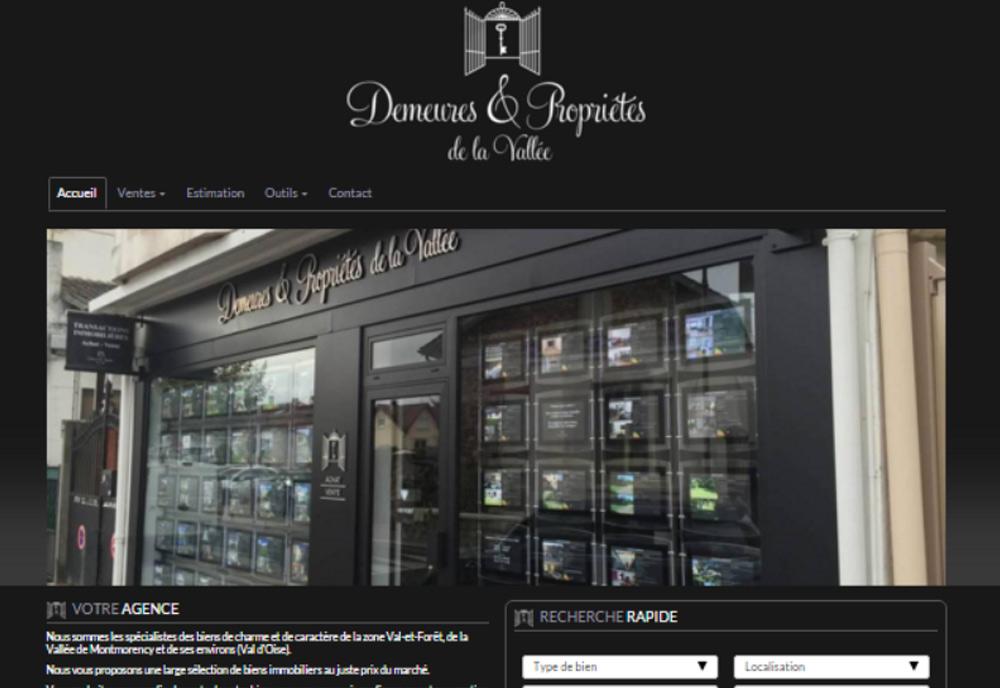 Agence de communication web cr ation de site internet for Agence vauban besancon
